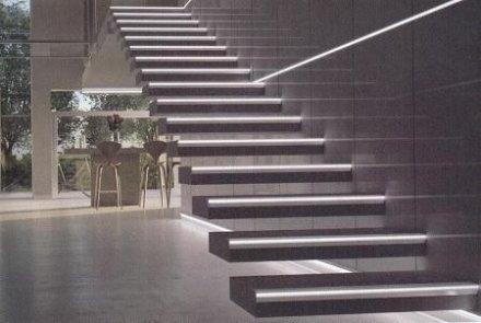 Illuminazione per gradini dural florentostep led segnaviale